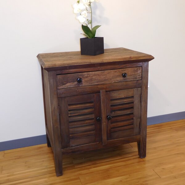 Pulido 2 Door Accent Cabinet by August Grove