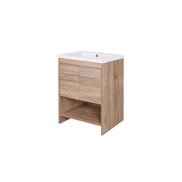 Hurt 24 Single Bathroom Vanity Set by Union Rustic