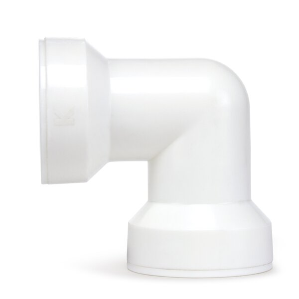 Insta-Plumb™ 90° Coupling Elbow 1.5 for Kitchen by Keeney Manufacturing Company