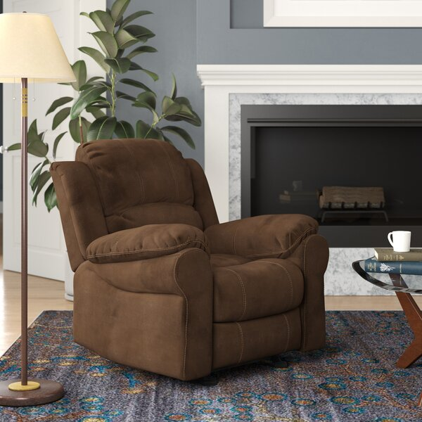 Penovich Manual Glider Recliner By Red Barrel Studio
