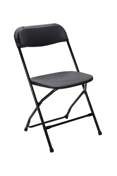 Celebration Poly Metal/Plastic/Resin Padded Folding Chair (Set of 8) by Event Equipment Sales