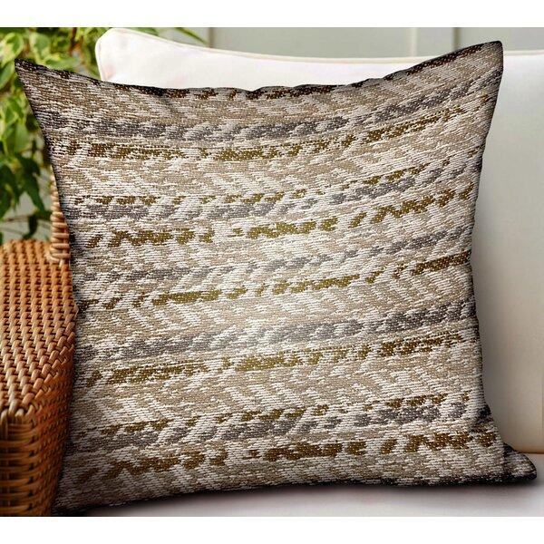 Yisroel Dobby Luxury Indoor/Outdoor Lumbar Pillow
