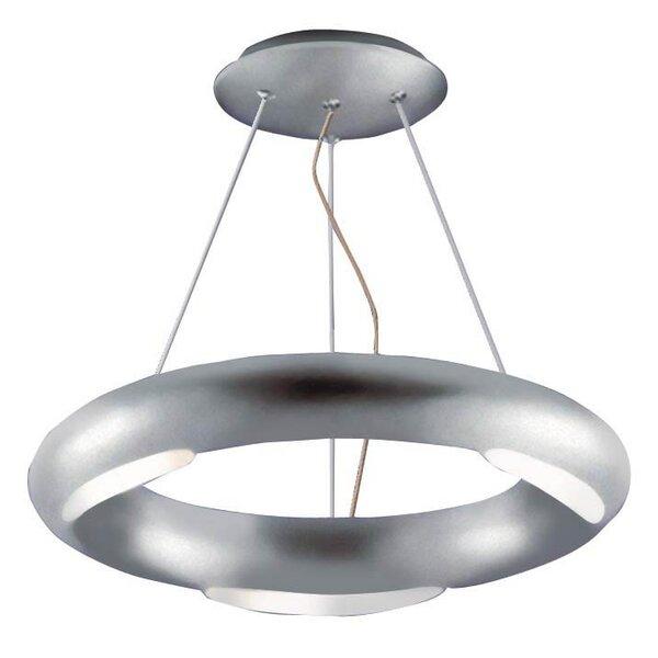 Annello 3-Light Semi Flush Mount by Wildon Home ®