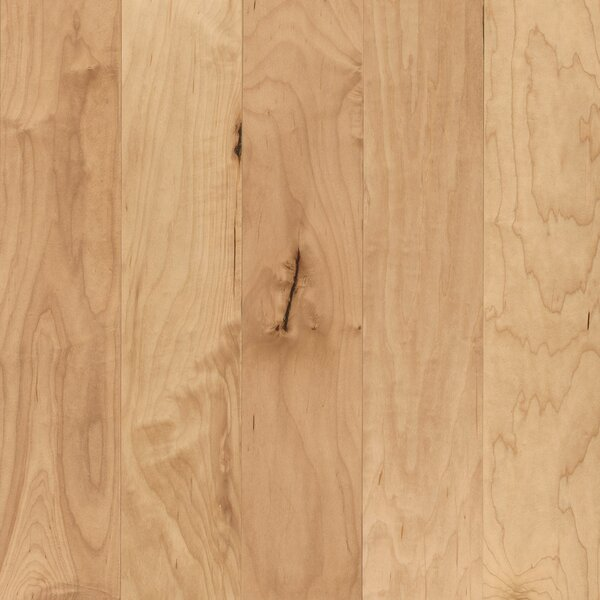 Perf Plus 5 Solid Maple Hardwood Flooring in Natural by Armstrong Flooring