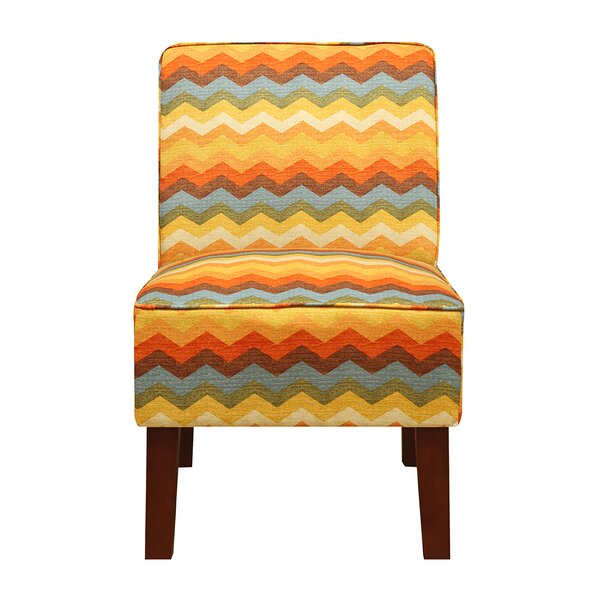 Henriques Slipper Chair by Charlton Home