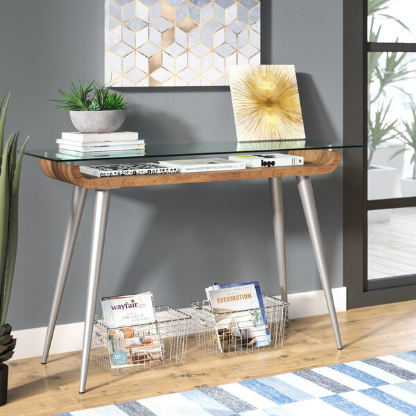 Jaylee Console Table by Wade Logan