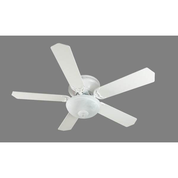 52 Dunkley 5 Blade Ceiling Fan by Alcott Hill