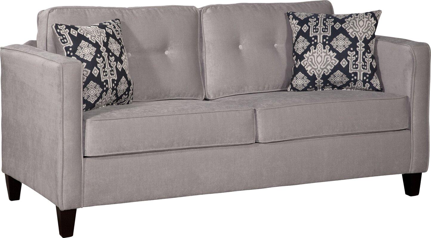 "Serta Upholstery Cia 72"" Sleeper Sofa"