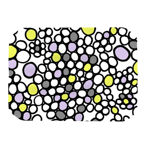 Pebbles Placemat by KESS InHouse