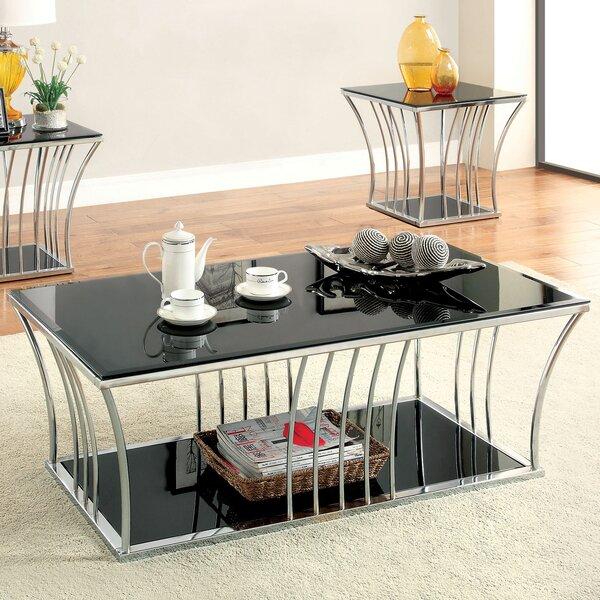 Villaine Coffee Table By Hokku Designs