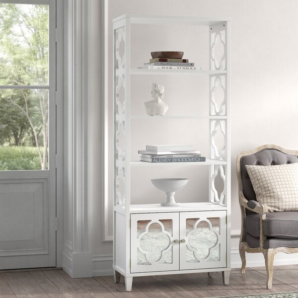 Cash Etagere Bookcase By Kelly Clarkson Home