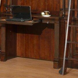Blackmoor Library Executive Desk by Astoria Grand