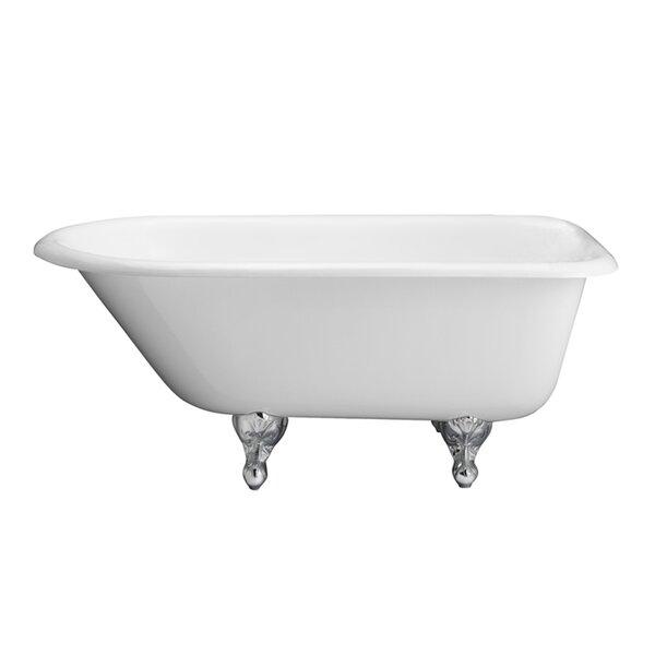 67 x 30 Freestanding Soaking Bathtub by Cahaba Classics