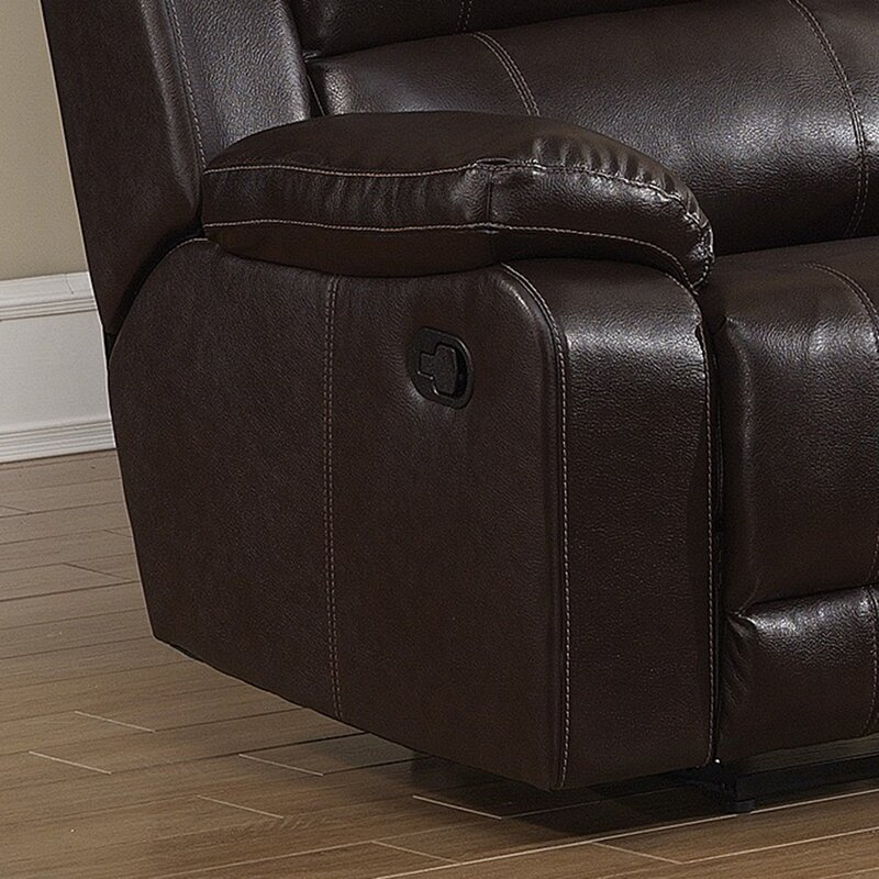 Ac Pacific Colton Reclining Sectional Reviews