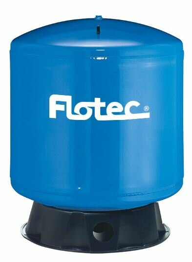 35 Gallon Pre-Charged Water Tank by Flotec