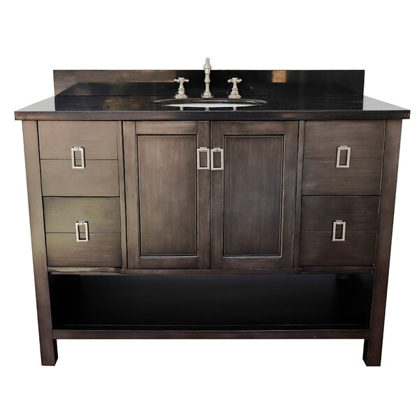 Wilhoit 49 Single Bathroom Vanity Set by Bloomsbury Market