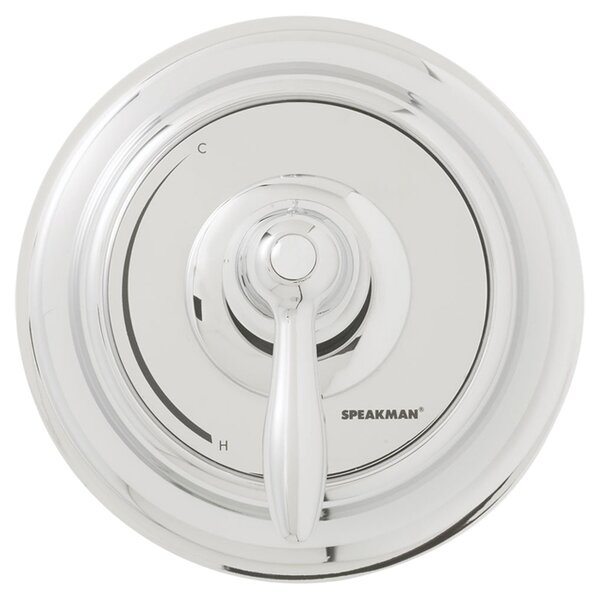 SentinelPro Thermostatic Pressure Balance Diverter Shower Valve by Speakman