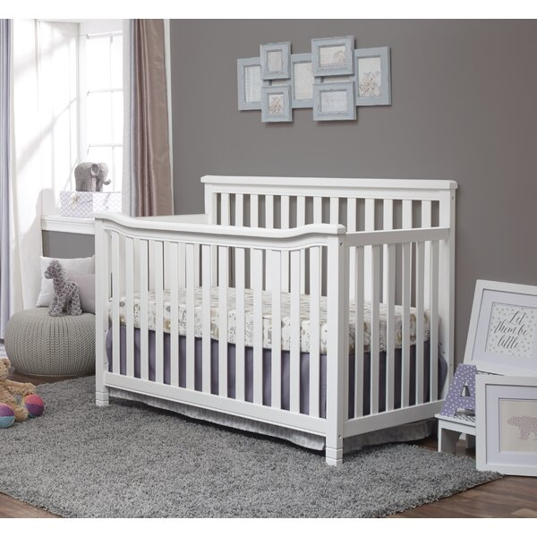 Annie Elite 4-in-1 Convertible Crib by Sorelle