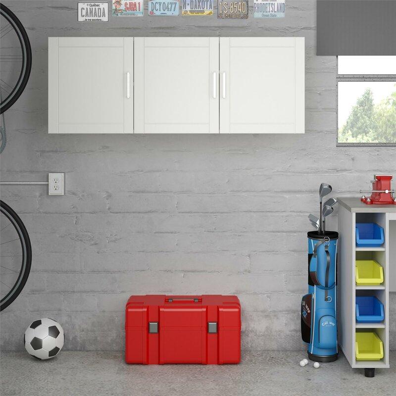 Wfx Utility 20 H X 54 W X 12 D Wall Cabinet Reviews Wayfair
