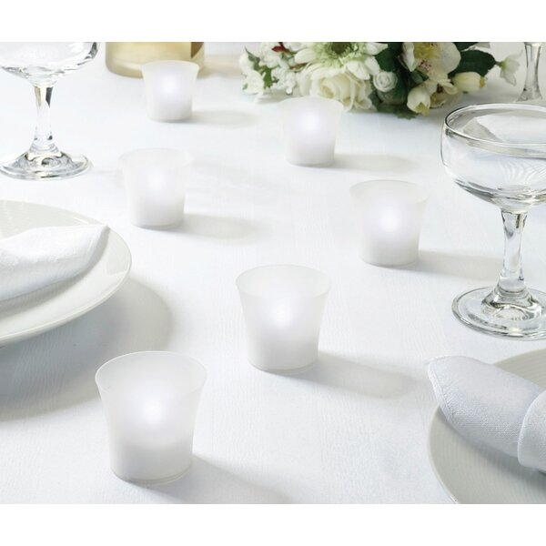 LED Plastic Tealight and Votive Set (Set of 6) by Lillian Rose