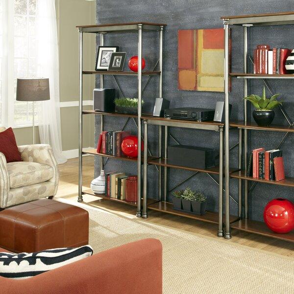 Kibbe Oversized Set Bookcase by Red Barrel Studio