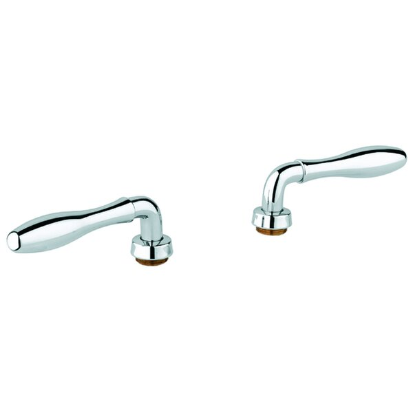 Seabury Lever Handles by Grohe