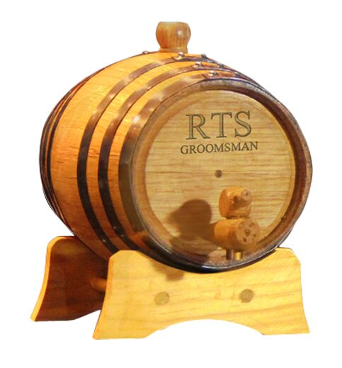 Bluegrass Whiskey Barrel by Cathys Concepts