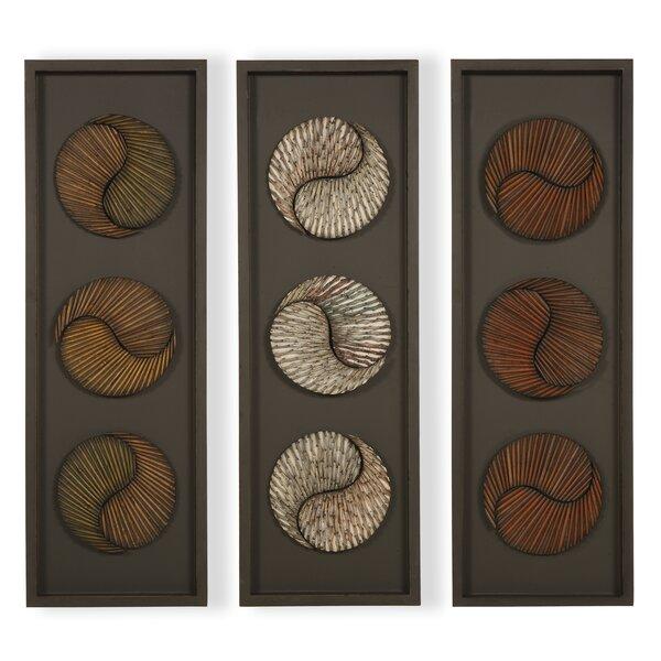 3 Piece Panel Graphic Art Set by Passport Furniture