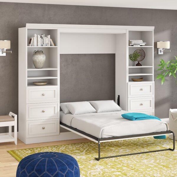 Storage Storage Murphy Bed by Three Posts