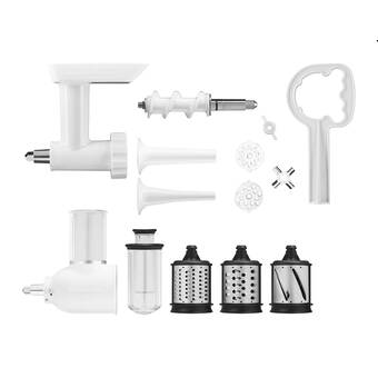 KitchenAid Stand Mixer Attachment Pack #2 & Reviews | Wayfair
