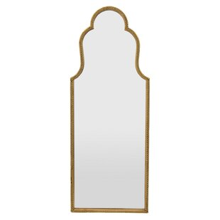 Clardy Metal Accent Wall Mirror by Bungalow Rose