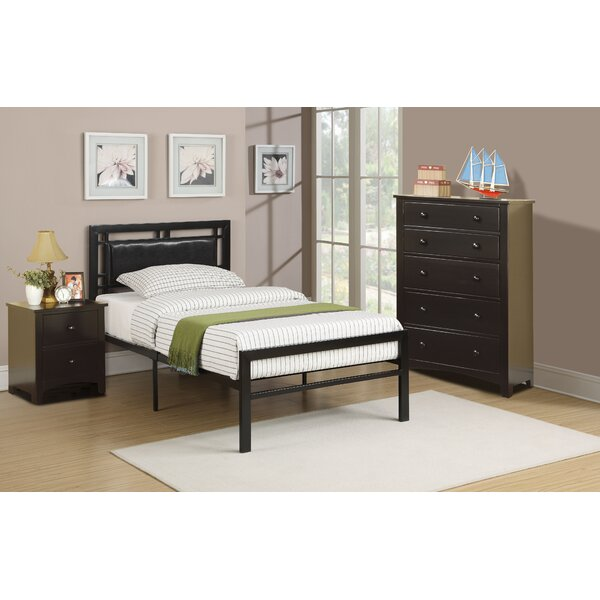 Kost Twin Platform Bed by Harriet Bee