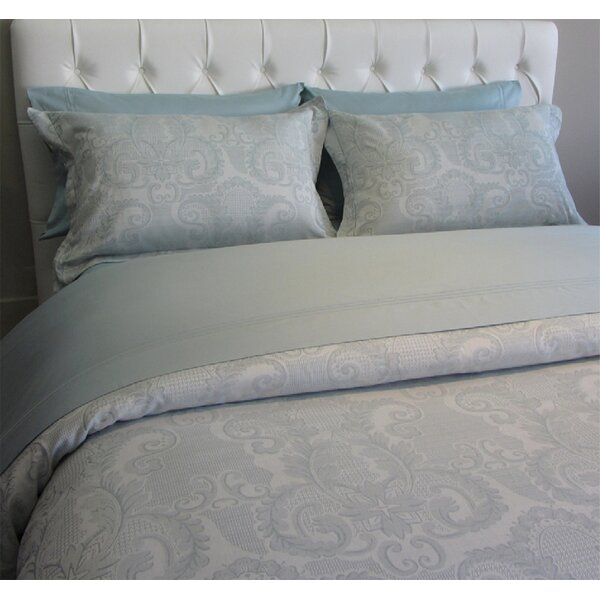 Marjorelle 3 Piece Reversible Duvet Cover Set