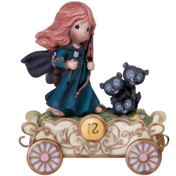 """Fulfill Your Dreams"" Figurine by Precious Moments"