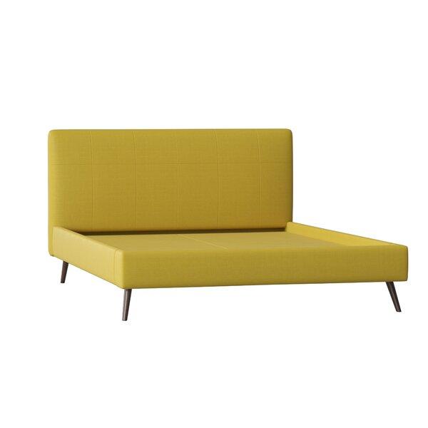 Dane Upholstered Platform Bed By TrueModern