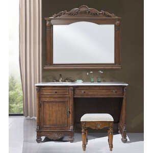 Torrey 52″ Single Bathroom Vanity Set