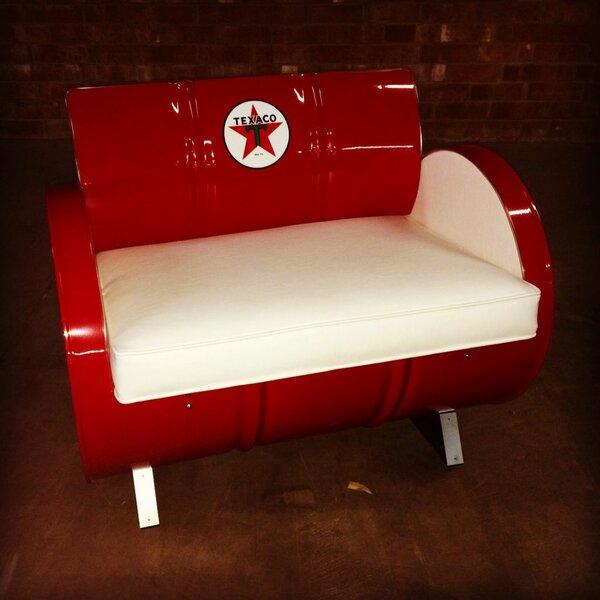 Texaco Armchair by Drum Works Furniture Drum Works Furniture