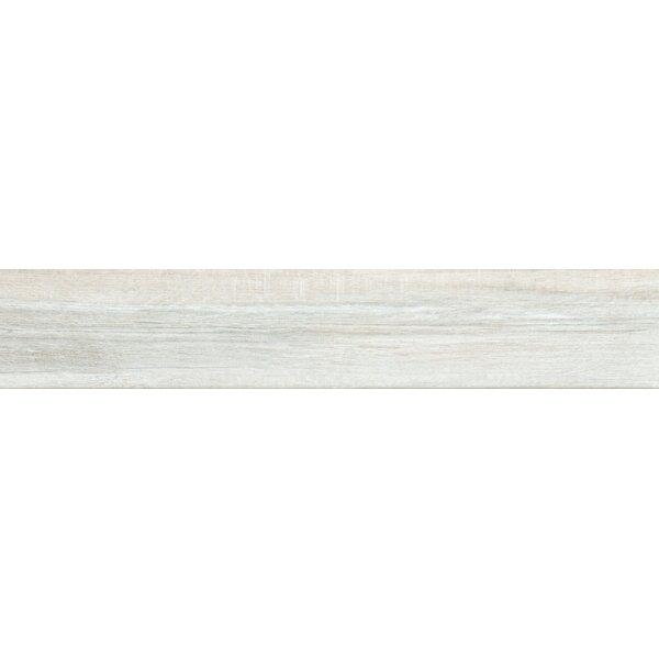 Pocono 6 x 36 Porcelain Wood Look/Field Tile in Smoke by Emser Tile