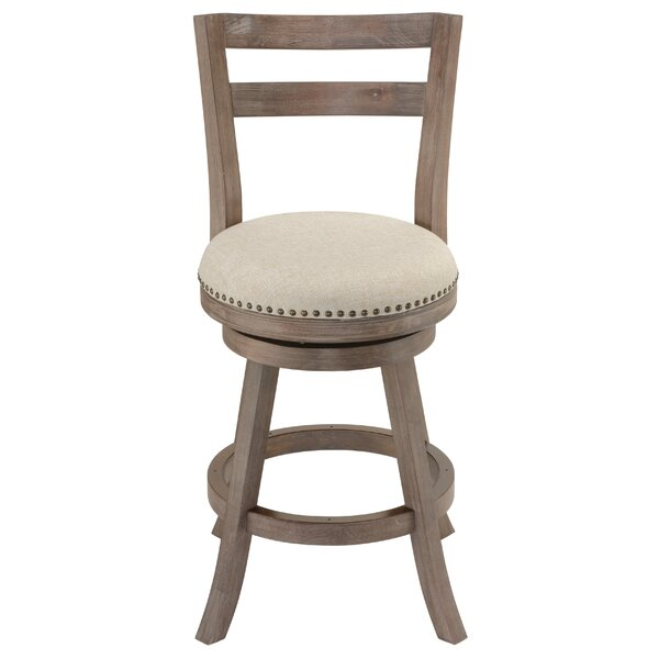 25 Swivel Bar Stool by Cortesi Home