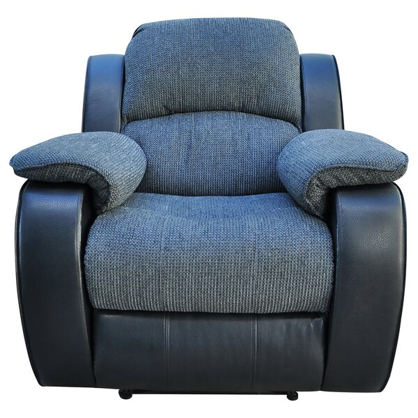 Rockwell Manual Recliner By Winston Porter