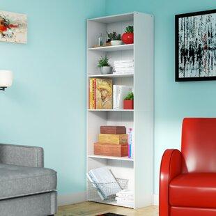 Hinshaw 5-Shelf Standard Bookcase