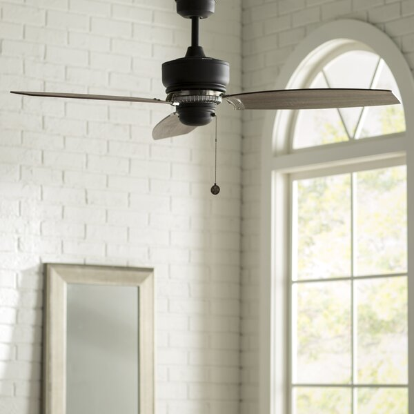 54 Brittani 3 Blade Ceiling Fan by Trent Austin Design