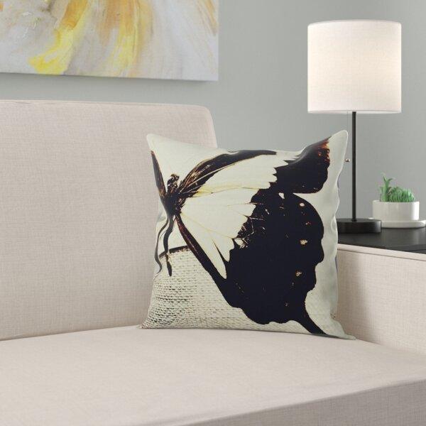 Chelsea Victoria Still Fly Indoor/Outdoor Throw Pillow