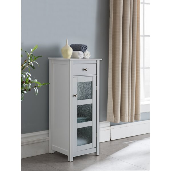 Garay Freestanding 1 Door Accent Cabinet by Charlton Home