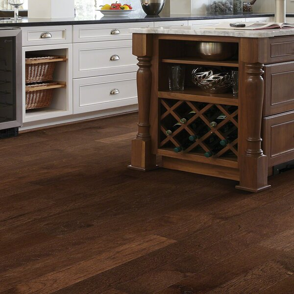 Cambridge Hickory 3-1/4 Solid Hickory Hardwood Flooring in Freeport by Shaw Floors