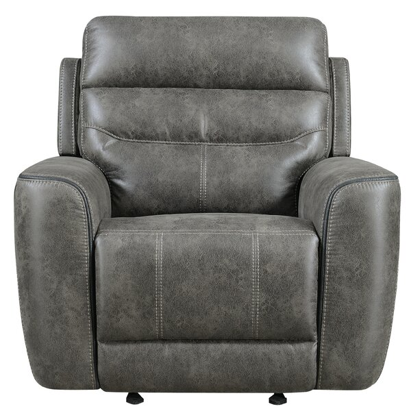 Weese Manual Glider Recliner by Red Barrel Studio