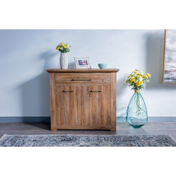 Brunot 1 Drawer Dresser by Wrought Studio