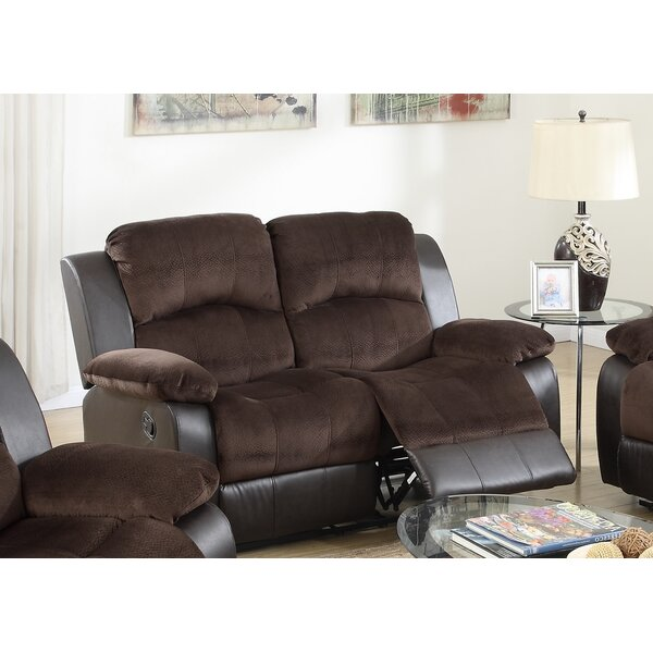 Michael Reclining Loveseat by Infini Furnishings