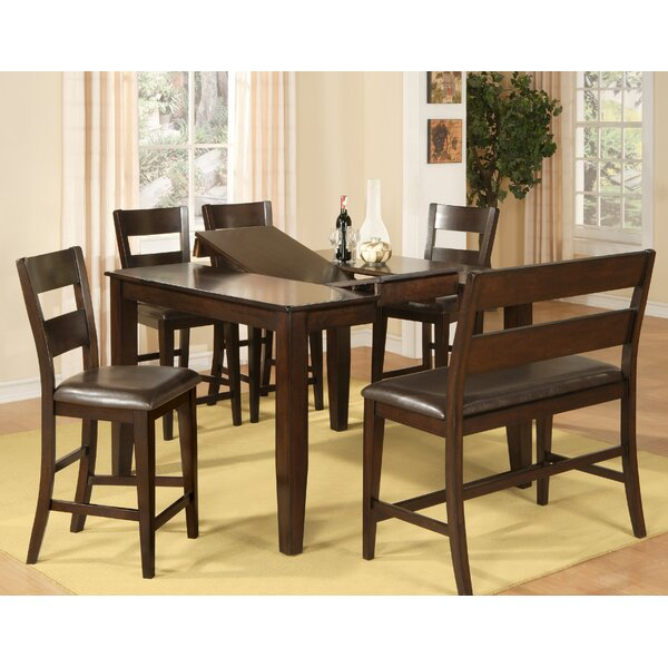 6 Piece Dining Set by Wildon Home®