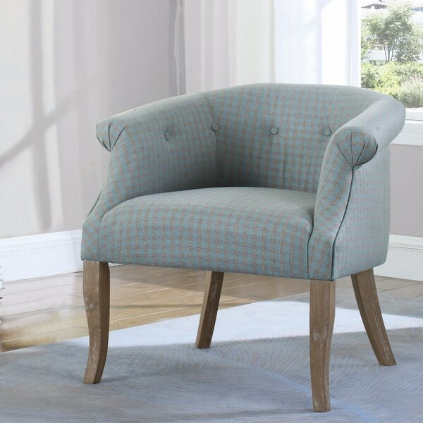 Waldrop Beautifully Chic Armchair by Ophelia & Co.